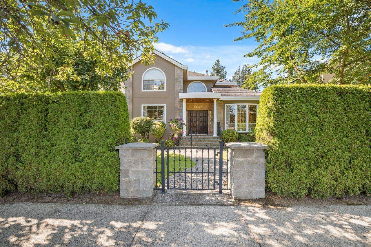 Main Photo: 1556 W 62ND Avenue in Vancouver: South Granville House for sale (Vancouver West)  : MLS®# R2606641
