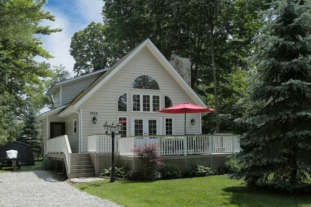 Main Photo: 3959 Algonquin Ave, Innisfil, Ontario L9S 2M1 in Toronto: Detached for sale (Rural Innisfil)  : MLS®# N3286411