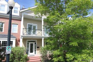 Main Photo: 2959 Peacekeepers Way SW in Calgary: Garrison Green Row/Townhouse for sale : MLS®# A1117886