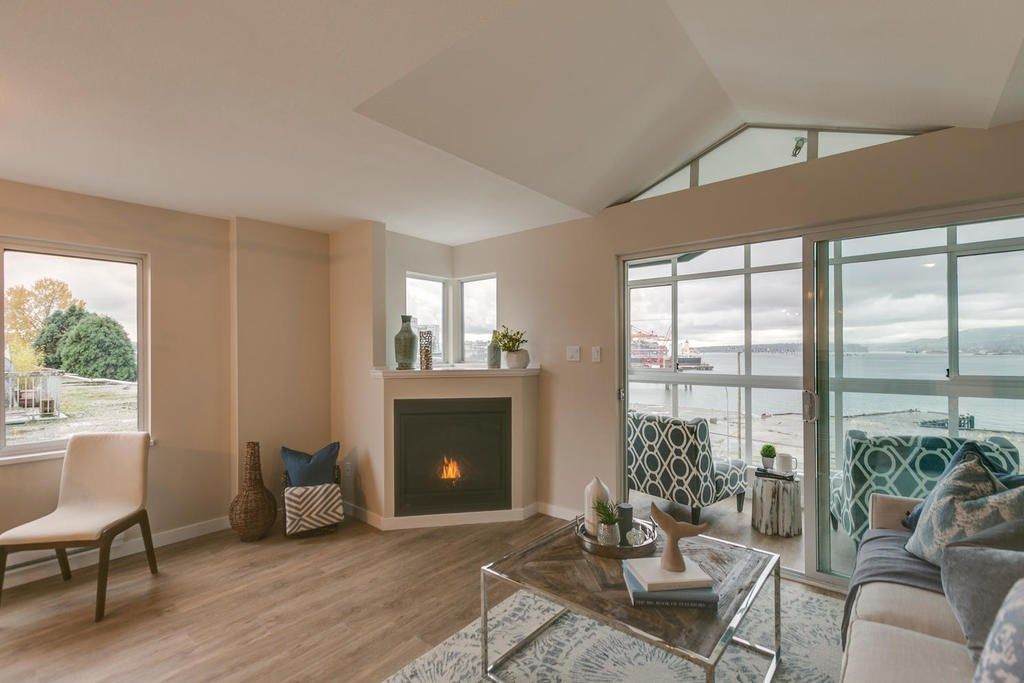Main Photo: 401 2211 WALL STREET in Vancouver: Hastings Condo for sale (Vancouver East)  : MLS®# R2221830