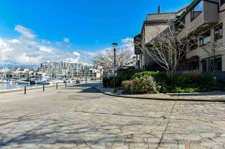 """Photo 33: 706 MILLYARD in Vancouver: False Creek Townhouse for sale in """"Creek Village"""" (Vancouver West)  : MLS®# R2550933"""