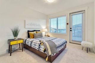 Photo 15: 4369 Seton Drive SE in Calgary: Seton Row/Townhouse for sale : MLS®# A1129782