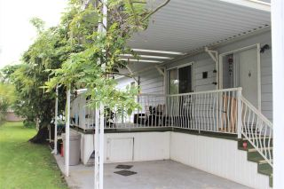 """Photo 2: 17 145 KING EDWARD Street in Coquitlam: Maillardville Manufactured Home for sale in """"MILL CREEK VILLAGE"""" : MLS®# R2411158"""