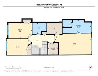 Photo 47: 5031 23 Avenue NW in Calgary: Montgomery Semi Detached for sale : MLS®# A1136708