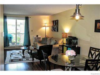Photo 1: 312 470 Kenaston Boulevard in Winnipeg: River Heights / Tuxedo / Linden Woods Condominium for sale ()  : MLS®# 1528693