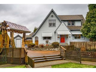 Main Photo: 20233 DEWDNEY TRUNK Road in Maple Ridge: Northwest Maple Ridge House for sale : MLS®# R2540116