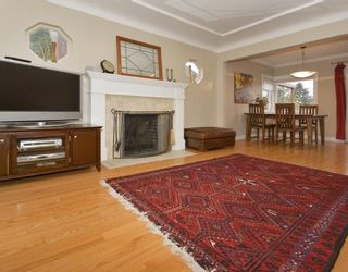 Photo 3: 2731 OLIVER in Vancouver: Arbutus House for sale (Vancouver West)  : MLS®# V693406