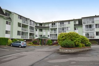 """Photo 2: 103 31850 UNION Avenue in Abbotsford: Abbotsford West Condo for sale in """"FERNWOOD MANOR"""" : MLS®# R2178233"""