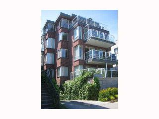 "Photo 1: 203 2368 CORNWALL Street in Vancouver: Kitsilano Condo for sale in ""BEACHVIEW TERRACE"" (Vancouver West)  : MLS®# V813927"