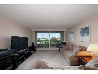 """Photo 5: 808 522 MOBERLY Road in Vancouver: False Creek Condo for sale in """"Discovery Quay"""" (Vancouver West)  : MLS®# V1066729"""