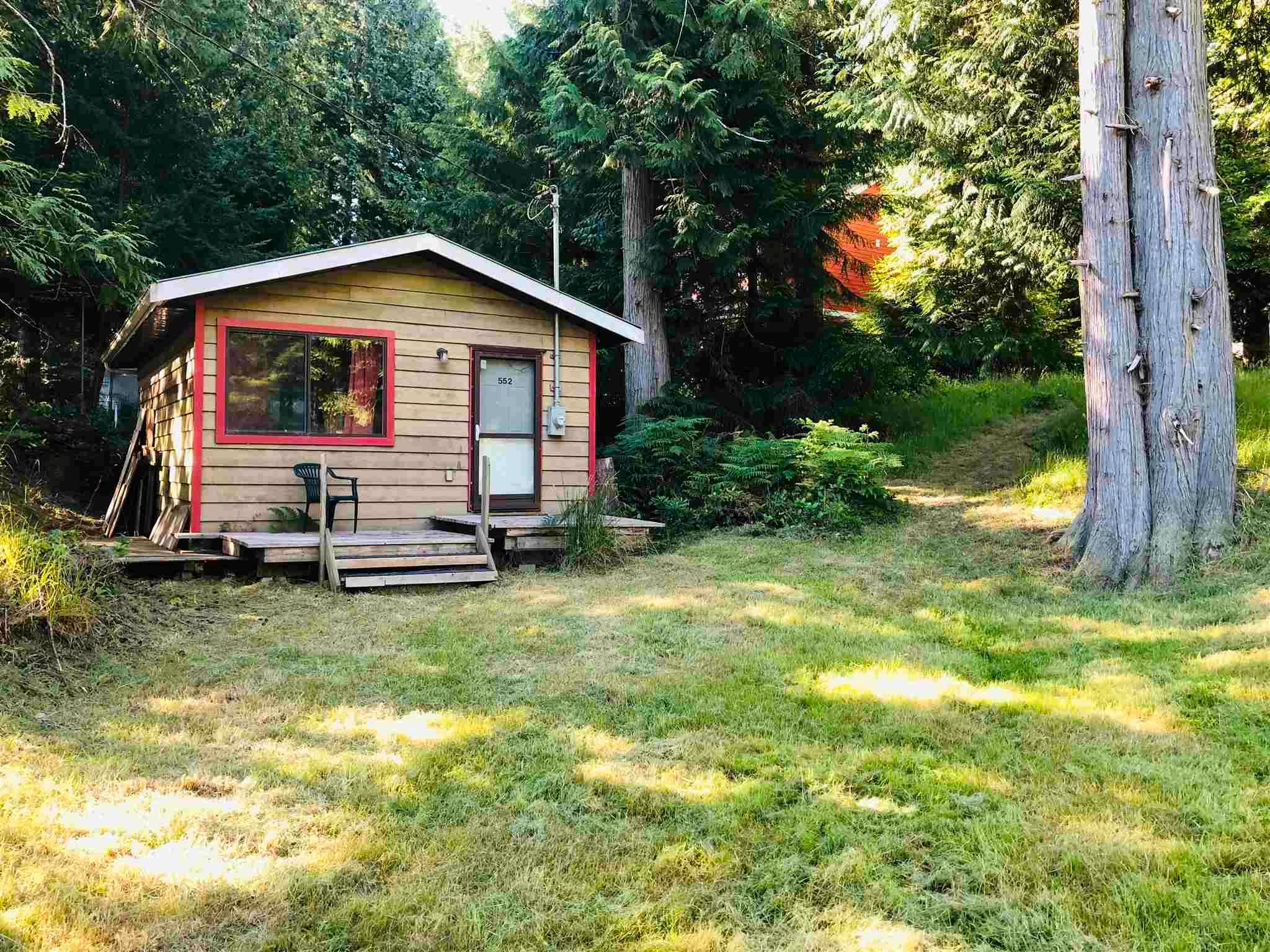 Main Photo: 552 AYA REACH Road: Mayne Island House for sale (Islands-Van. & Gulf)  : MLS®# R2595639