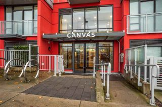 "Photo 2: 408 384 E 1ST Avenue in Vancouver: Strathcona Condo for sale in ""CANVAS"" (Vancouver East)  : MLS®# R2519419"