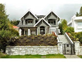 Photo 1: 2385 OTTAWA Avenue in West Vancouver: Dundarave House for sale : MLS®# V880689