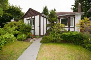 Photo 1: 3508 W 30TH Avenue in Vancouver: Dunbar House for sale (Vancouver West)  : MLS®# R2061373