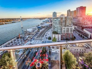 """Photo 26: 1911 668 COLUMBIA Street in New Westminster: Quay Condo for sale in """"Trapp + Holbrook"""" : MLS®# R2622258"""