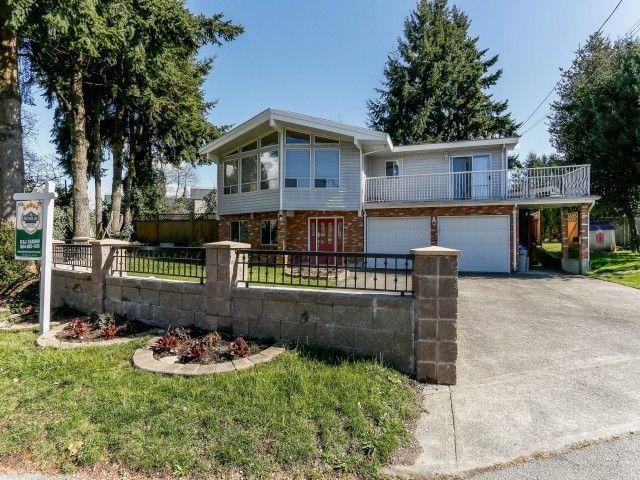Main Photo: 11426 PEMBERTON Crescent in Delta: Annieville House for sale (N. Delta)  : MLS®# F1437683
