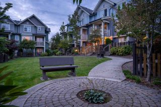"""Photo 34: 94 6575 192 Street in Surrey: Clayton Townhouse for sale in """"IXIA"""" (Cloverdale)  : MLS®# R2502257"""