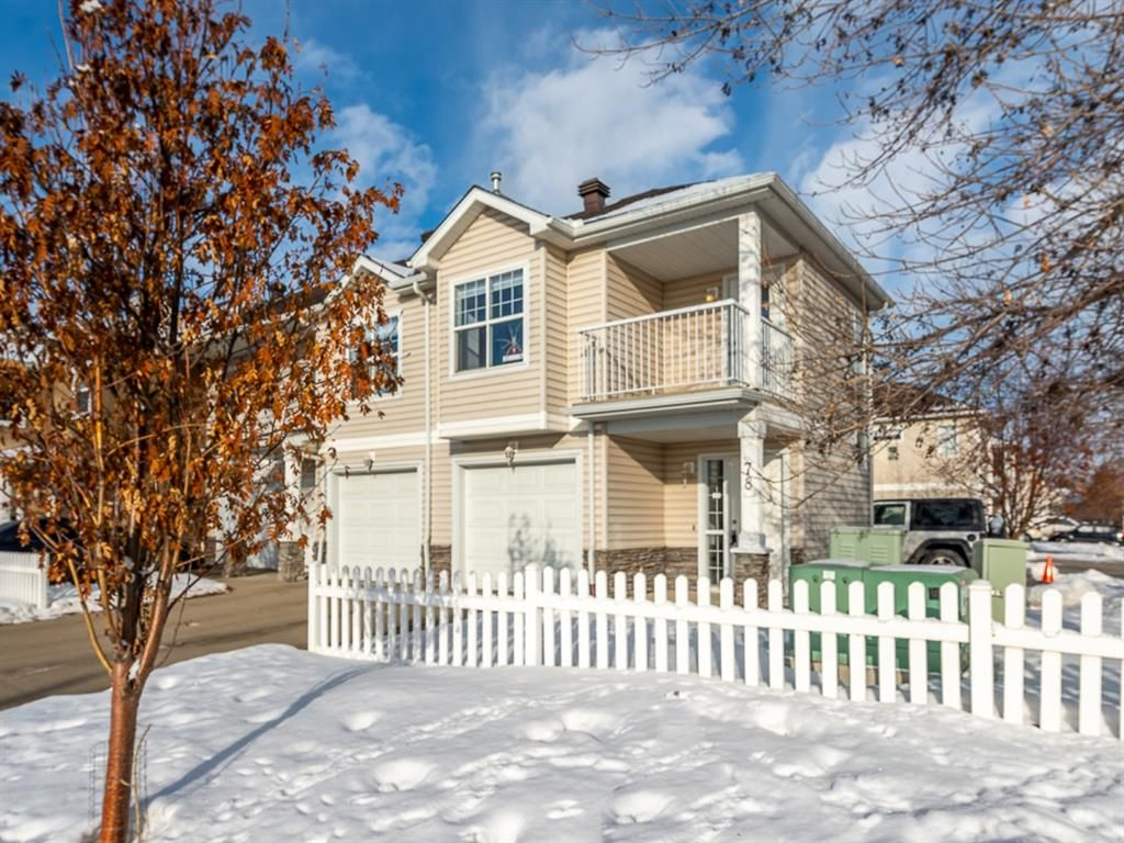 Main Photo: 78 2318 17 Street SE in Calgary: Inglewood Row/Townhouse for sale : MLS®# A1059020
