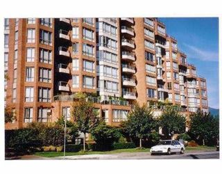 Photo 1: 706 2201 PINE Street in Vancouver: Fairview VW Condo for sale (Vancouver West)  : MLS®# V734760