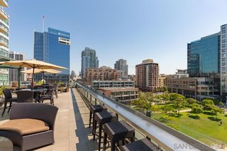 Photo 19: DOWNTOWN Condo for rent : 2 bedrooms : 325 7th Ave #806 in San Diego