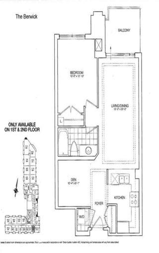 Photo 8: 116 21 Burkebrook Place in Toronto: Bridle Path-Sunnybrook-York Mills Condo for lease (Toronto C12)  : MLS®# C5180859