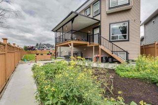 """Photo 28: 2711 CABOOSE Place in Abbotsford: Aberdeen House for sale in """"E OF TRWY & GLDYS N OF OY"""" : MLS®# R2492015"""