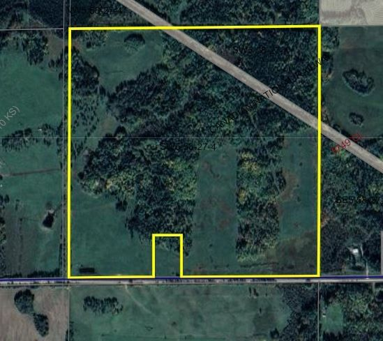 Main Photo: RR 10 TWP RD 580: Rural Westlock County Rural Land/Vacant Lot for sale : MLS®# E4249574