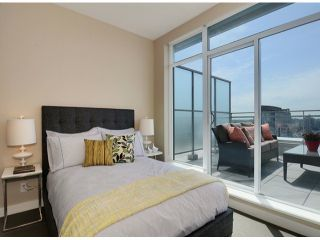 "Photo 16: 4001 1372 SEYMOUR Street in Vancouver: Downtown VW Condo for sale in ""THE MARK"" (Vancouver West)  : MLS®# V1063331"