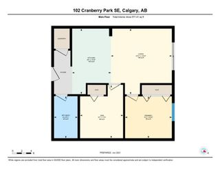 Photo 26: 110 102 Cranberry Park SE in Calgary: Cranston Apartment for sale : MLS®# A1119069