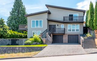 Main Photo: 8265 BURNFIELD Crescent in Burnaby: Burnaby Lake House for sale (Burnaby South)  : MLS®# R2595356