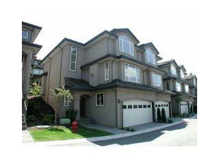Photo 1: 70 678 CITADEL Drive in Port Coquitlam: Citadel PQ Condo for sale : MLS®# V868213