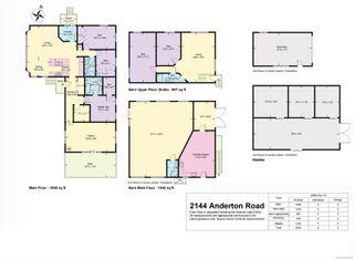 Photo 10: 2144 Anderton Rd in : CV Comox Peninsula House for sale (Comox Valley)  : MLS®# 854476