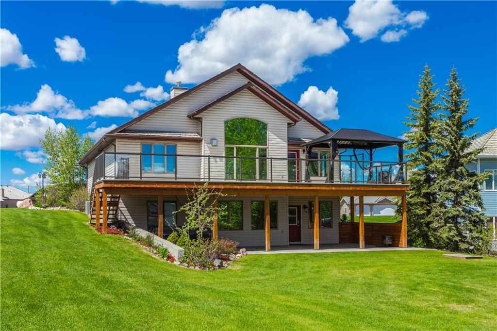 Main Photo: 3 WILDFLOWER Cove: Strathmore Detached for sale : MLS®# A1074498