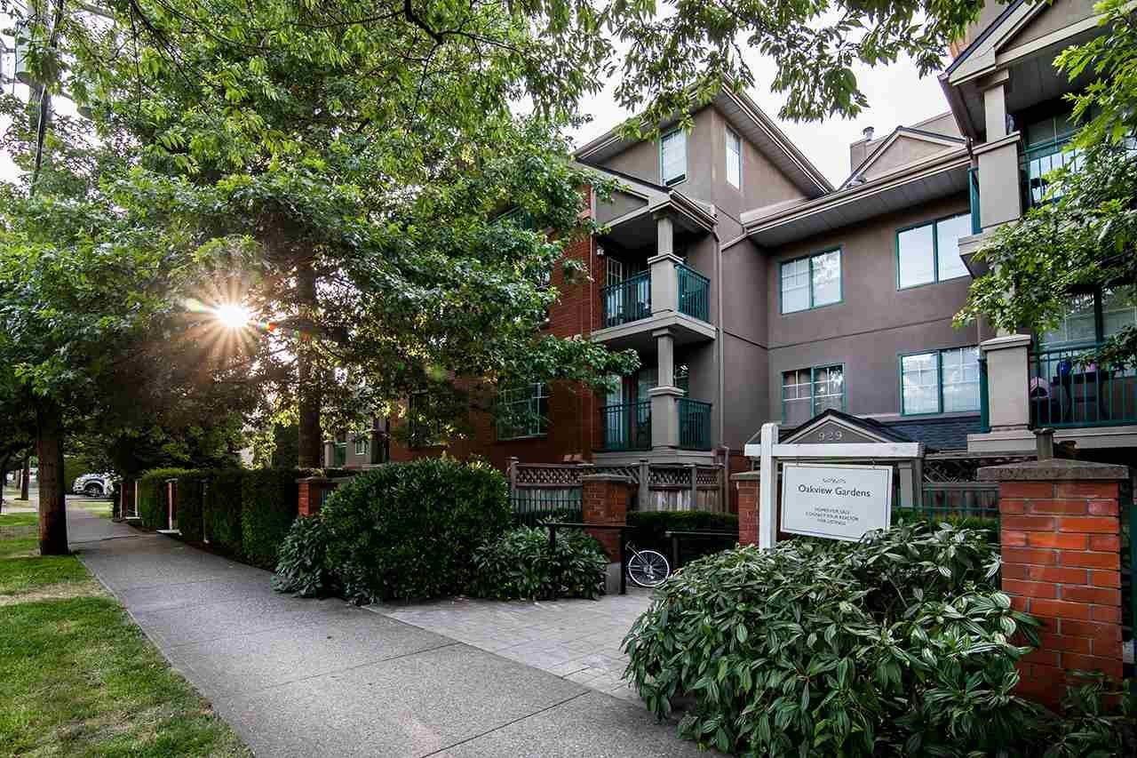 """Photo 19: Photos: 409 929 W 16TH Avenue in Vancouver: Fairview VW Condo for sale in """"OAKVIEW GARDENS"""" (Vancouver West)  : MLS®# R2189624"""