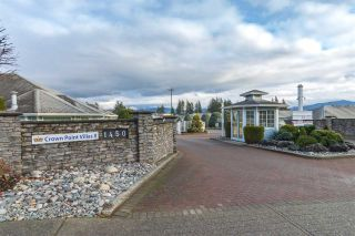 """Photo 1: 20 1450 MCCALLUM Road in Abbotsford: Poplar Townhouse for sale in """"CROWN POINT II"""" : MLS®# R2327183"""