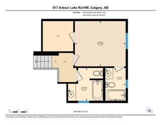 Photo 20: 917 Arbour Lake Road NW in Calgary: Arbour Lake Detached for sale : MLS®# A1091017