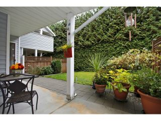 """Photo 13: 25 1235 JOHNSON Street in Coquitlam: Canyon Springs Townhouse for sale in """"CREEKSIDE PLACE"""" : MLS®# V1035997"""