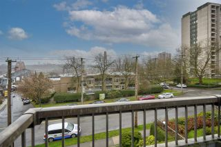 "Photo 23: 404 47 AGNES Street in New Westminster: Downtown NW Condo for sale in ""Fraser House"" : MLS®# R2564931"