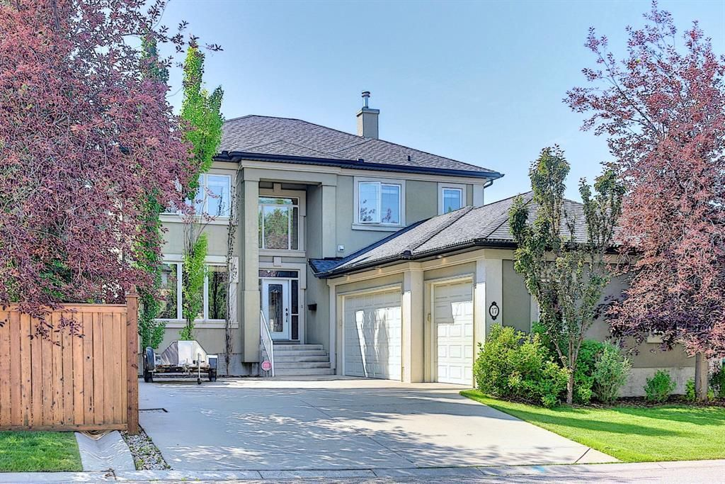 Main Photo: 17 Simcrest Manor SW in Calgary: Signal Hill Detached for sale : MLS®# A1128718
