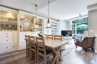 """Photo 1: 105 1383 MARINASIDE Crescent in Vancouver: Yaletown Townhouse for sale in """"COLUMBUS"""" (Vancouver West)  : MLS®# R2478306"""