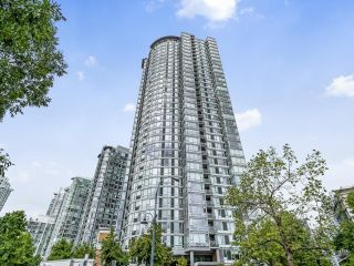 Photo 1: 2105 1033 MARINASIDE Crescent in Vancouver: Yaletown Condo for sale (Vancouver West)  : MLS®# R2614504