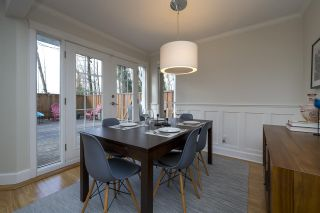 """Photo 6: 3408 WEYMOOR Place in Vancouver: Champlain Heights Townhouse for sale in """"Moorpark"""" (Vancouver East)  : MLS®# R2559017"""