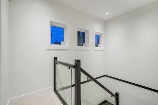 Photo 18: 7699 ULSTER Street in Burnaby: Burnaby Lake 1/2 Duplex for sale (Burnaby South)  : MLS®# R2509034