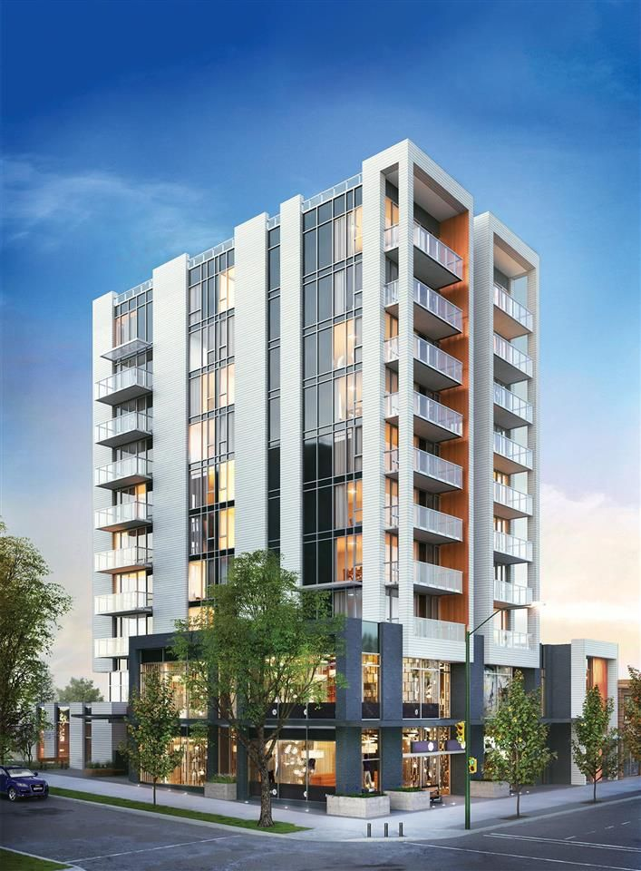 Main Photo: 304 2511 SPRUCE Street in Vancouver: Fairview VW Condo for sale (Vancouver West)  : MLS®# R2579755