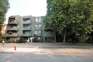 "Photo 1: 306 8591 WESTMINSTER Highway in Richmond: Brighouse Condo for sale in ""LANSDOWNE GROVE"" : MLS®# R2195672"