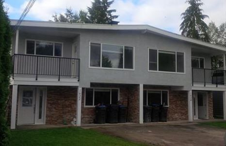 Main Photo: 1622 Robertson ave in Port Coquitlam: House for sale