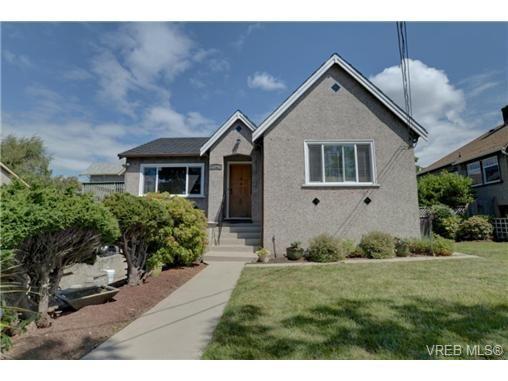 Main Photo: 1140 Vista Hts in VICTORIA: Vi Hillside House for sale (Victoria)  : MLS®# 674525
