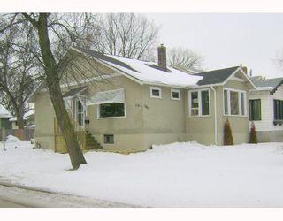 Photo 1: 195 LANARK Street in WINNIPEG: River Heights / Tuxedo / Linden Woods Residential for sale (South Winnipeg)  : MLS®# 2804214