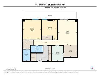 Photo 23: 403 9929 113 Street in Edmonton: Zone 12 Condo for sale : MLS®# E4262361