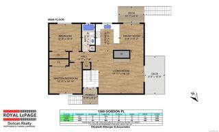 Photo 31: 1580 Gordon Pl in : Du Cowichan Bay House for sale (Duncan)  : MLS®# 863302